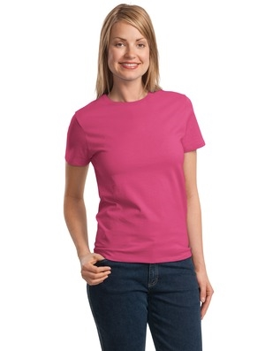 LHLPC61 - Ladies Essential T-Shirt