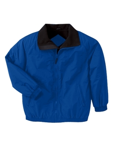MJAM740 - Mens Fleece-Lined Nylon Jacket