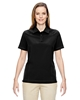 LHA75120 - SPG - North End Excursion Crosscheck Performance Woven Polo - LHA75120-SPG-SM-