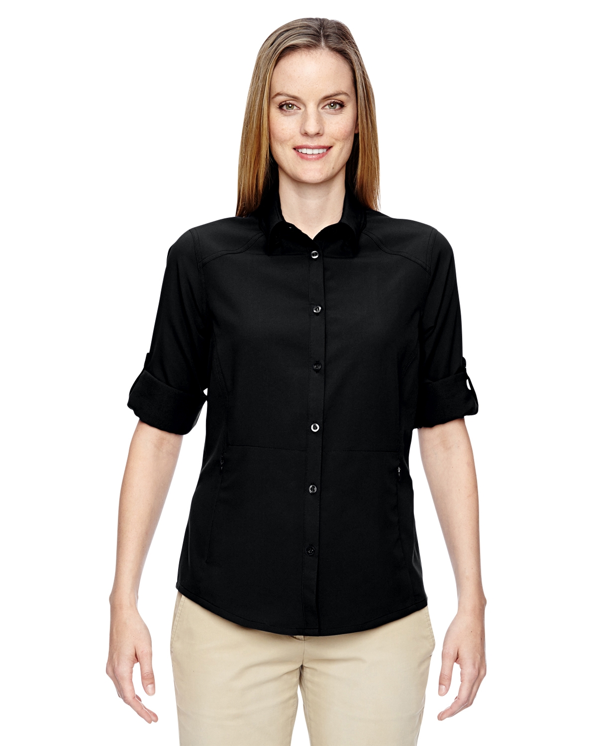 LHA77047 - SPG - North End Excursion Concourse Performance Shirt