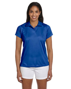 LHAM315 - DDG- Ladies Performance Polo