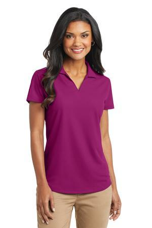 LHK572 - Port Authority® Ladies Dry Zone® Grid Polo