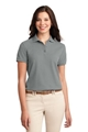 LHP500-FKEY- Ladies Silk Touch Polo Shirt - LHP500-FKEY-XSM-