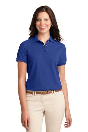 LHP500-FKEY- Ladies Silk Touch Polo Shirt