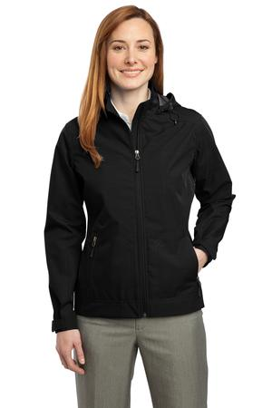 LJPL322 -SPG- Ladies Cascade Waterproof Jacket