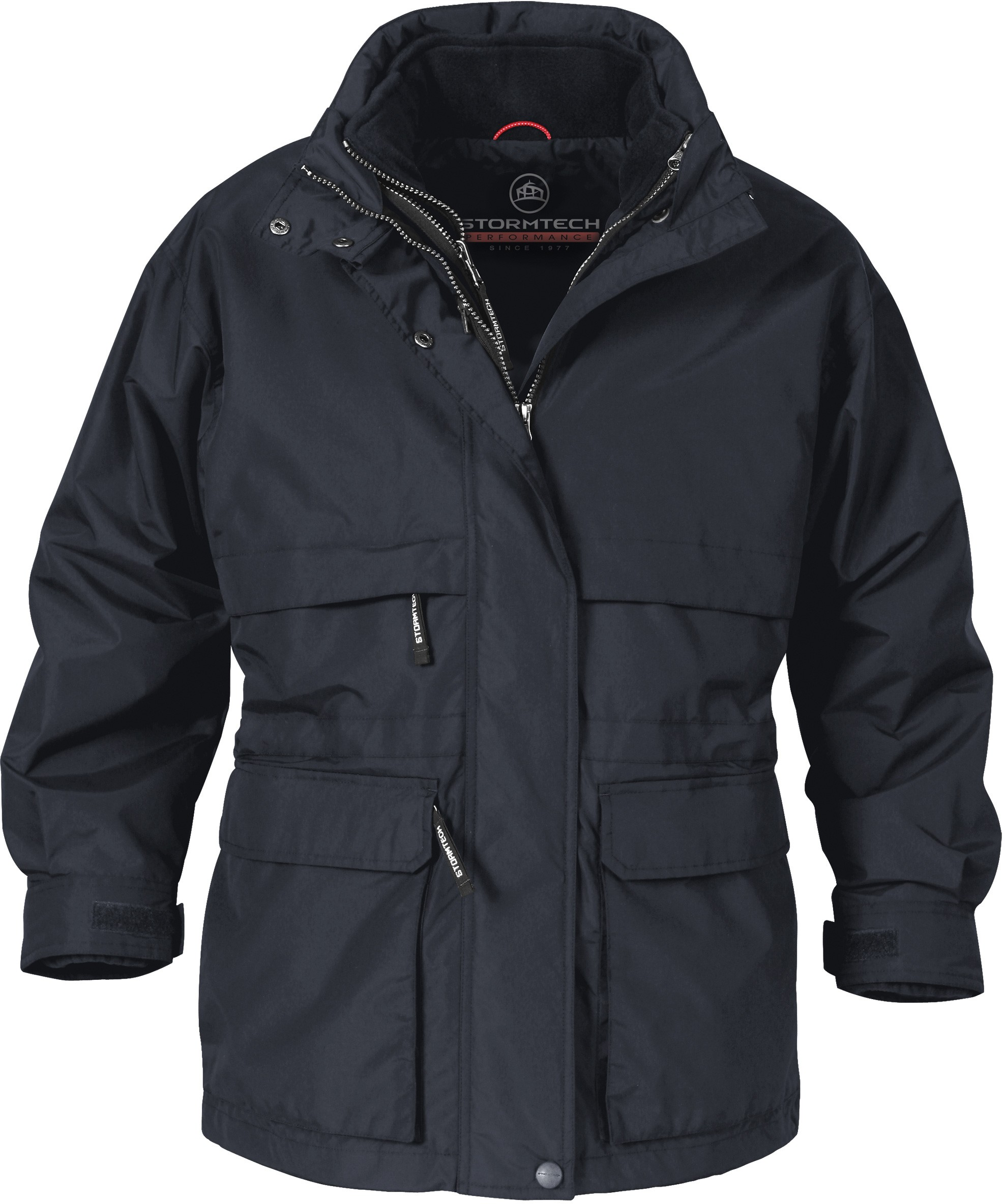 LJSTPX-2W -DF- Ladies Squall Packable Jacket