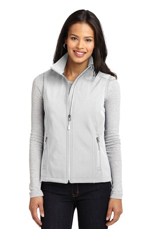 LVPL325 - Ladies Core Soft Shell Vest