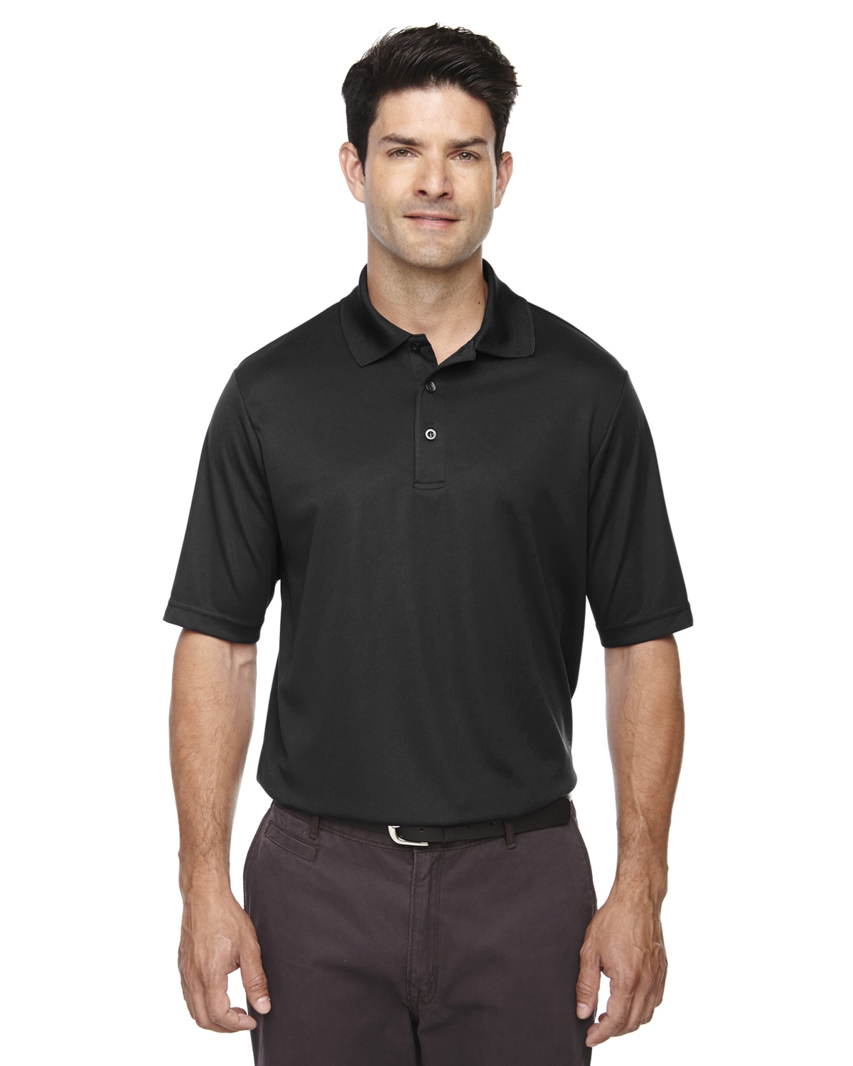 MHA88181T - SPG - Tall Sizes Core 365 Origin Performance Piqué Polo Performance Fabric, Moistrue wicking polo
