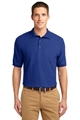 MHK500TL- FKEY - Men's Tall Sizes Silk Touch Polo - MHK500TL-FKEY-LGT-