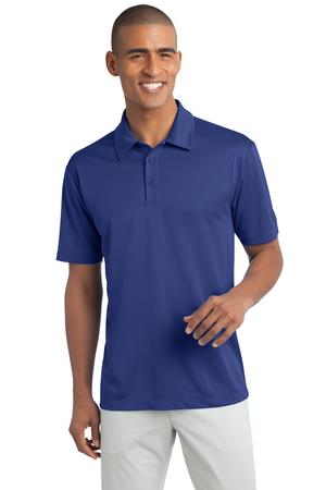 MHK540-FKEY- Mens Short Sleeve Performance Polo 100% poly Moisture Wicking