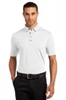 MHPOG122- SPG -Buttoned-down doesn't mean boring in this stretch, energized polo. 5.9-ounce, 94/6 poly/spandex jersey with stay-cool wicking technology Performance Fabric, Moistrue wicking polo