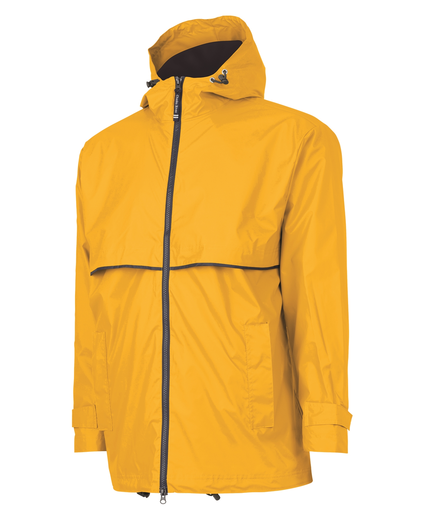 MLJCR9199-MENS NEW ENGLANDER RAIN JACKET ADULT XSM-5XL
