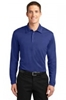 MLK540LS-DF - Men's Long Sleeve Performance Polo 100% poly Moisture Wicking