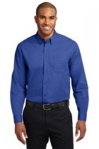 MLP608-DDG- Mens Long Sleeve Button Down