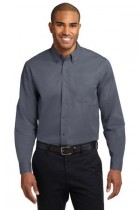 MLP608-SPG - Mens Long Sleeve Button Down