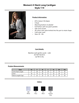 LL119 -GP - Long Cardigan V Neck with Long Sleeves and Patch Pockets - LL119-GPXSM-