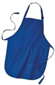 A500 - Full Length Apron with Pockets - A500