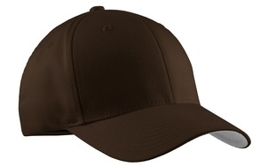 CP865H - Flex Fit Cap with poly-weave spandex to assure you get the perfect fit.  Size one size fits most