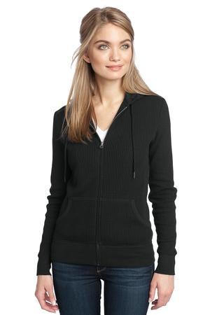LJDM430 - Ladies Heavyweight Full Zipper Thermal