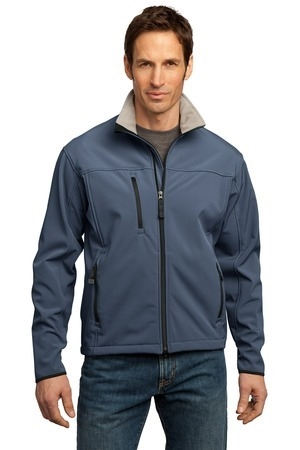 MJPL790 -KICE- Mens Glacier Soft Shell Jacket