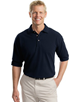 MHKP420T - Mens Tall Sizes Soft Pique Knit Polo - MHKP420T-LG-