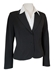 LJ901M - Ladies 2 Button Jacket Shaped with Inside Pocket Missy 0 - 18