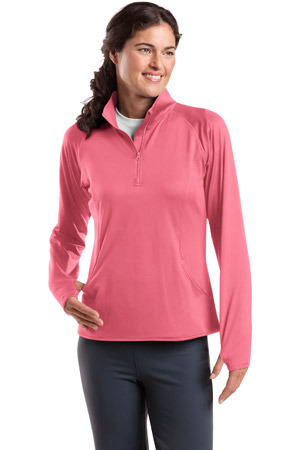 LLJPST850 - Ladies Moisture Wicking Pullover