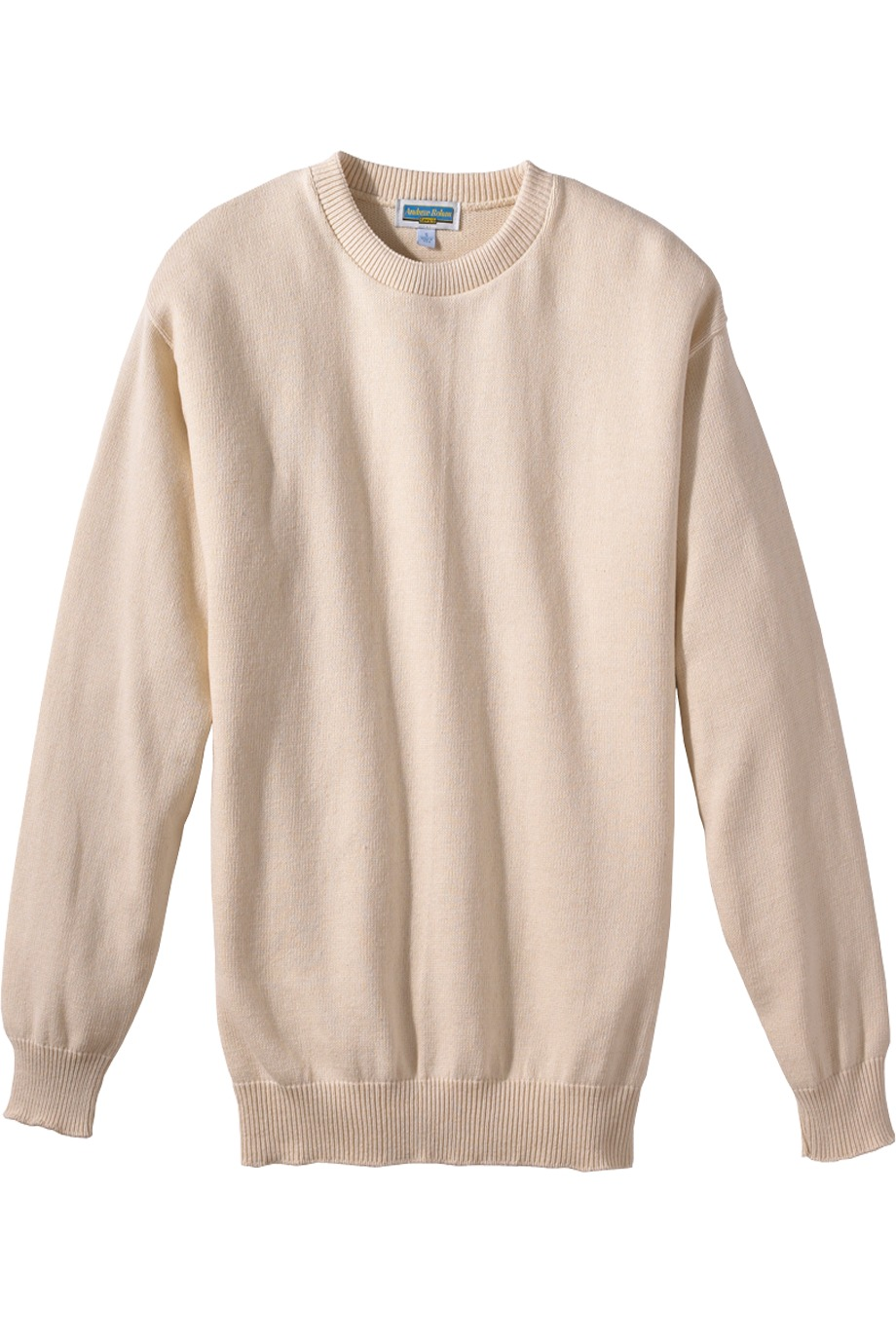 MLE786 - Mens Crew Neck Pullover Sweater
