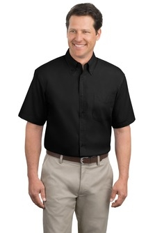 MHKP508- ALL - Mens Short Sleeve Button Down