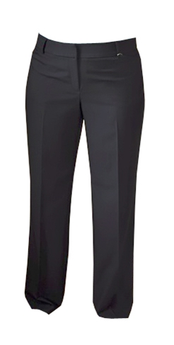 MID RISE PANT FRONT POCKETS WITH BELT LOOPS