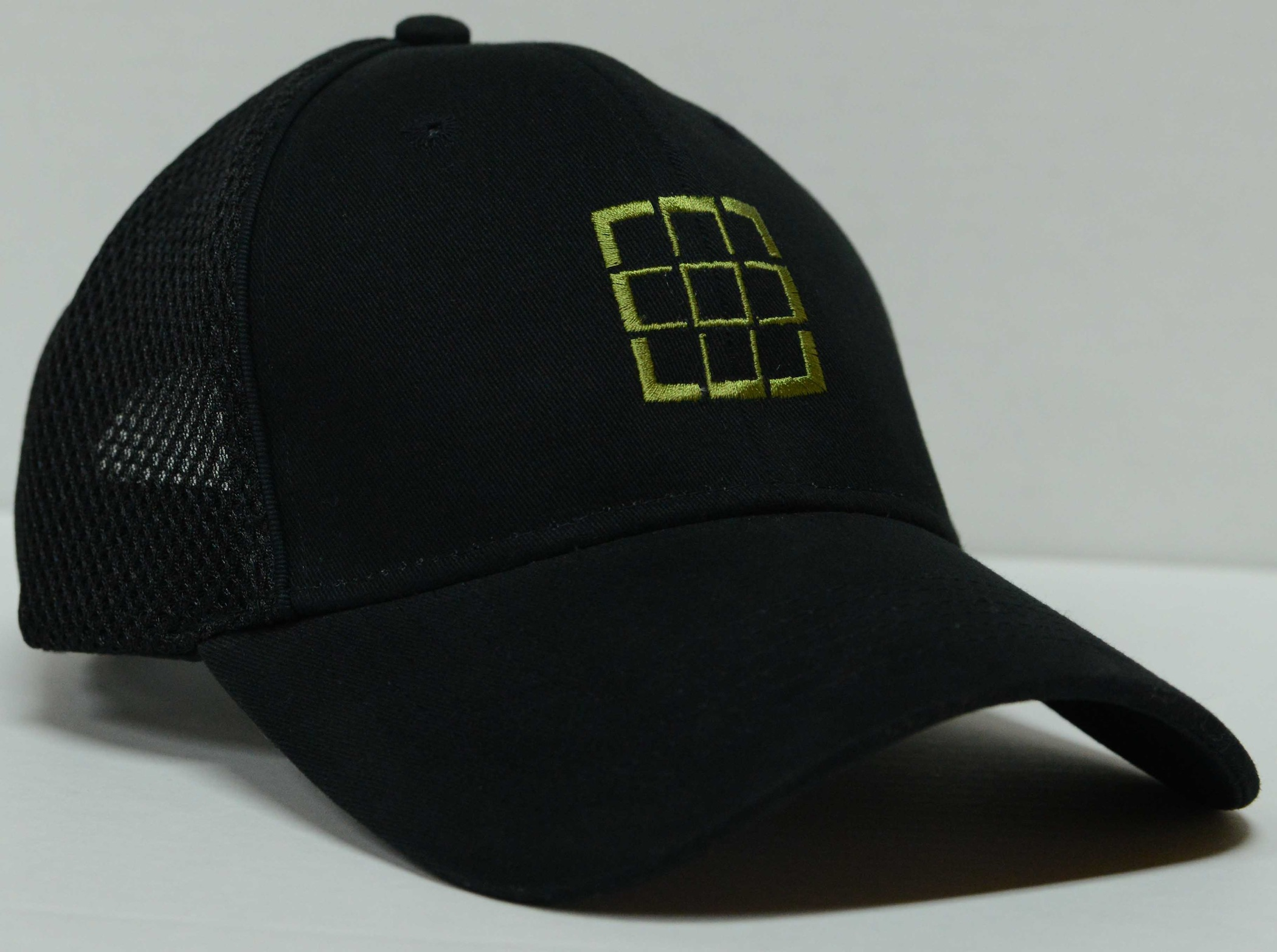 i7025 - SPG - Double Mesh with Piping Structured Hat