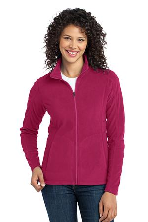 LJPL223 - Ladies Activo Micro-Fleece Jacket