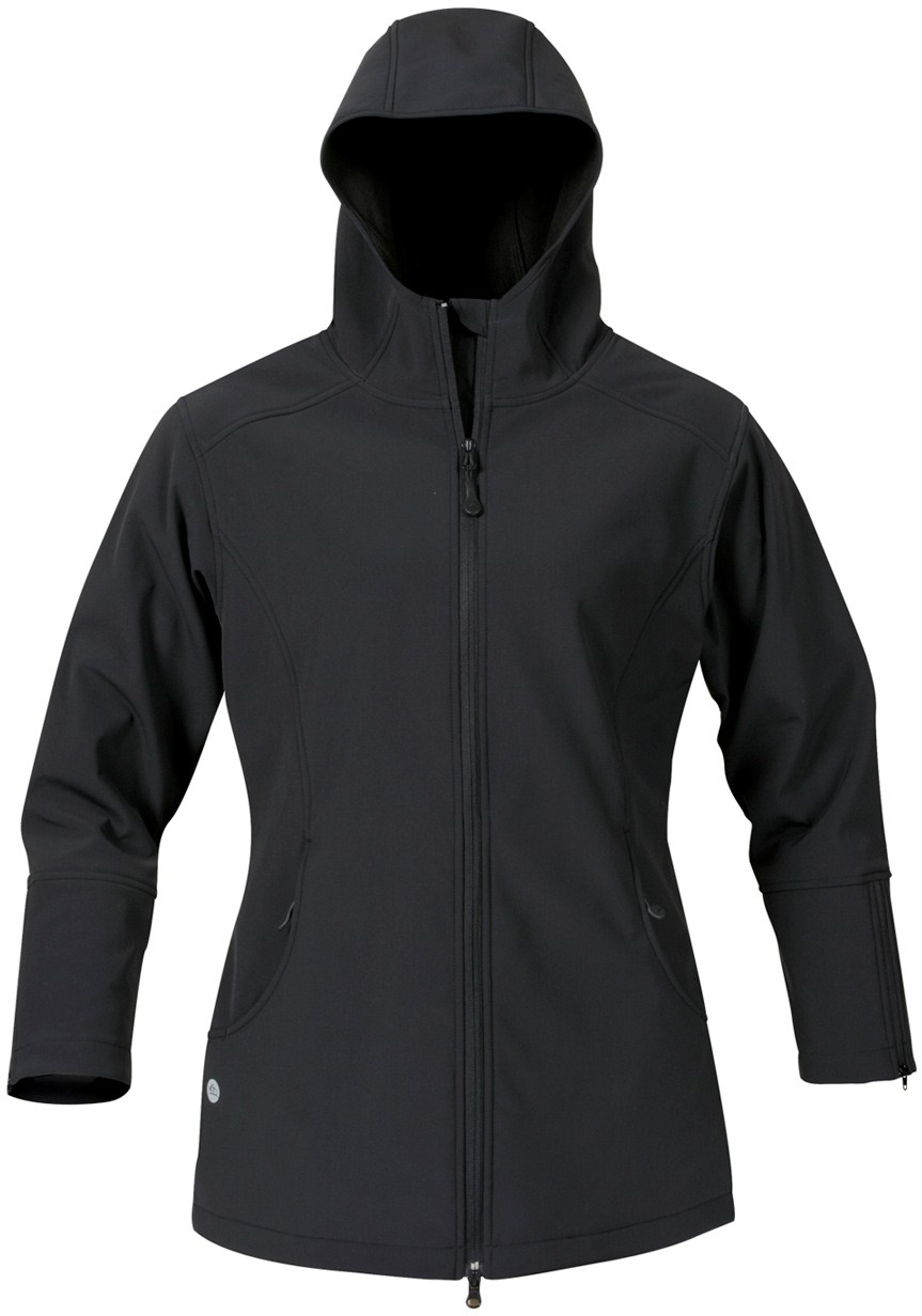 LLJDX1W - ALL - WOMENS OUTDOOR JACKET WITH HOOD