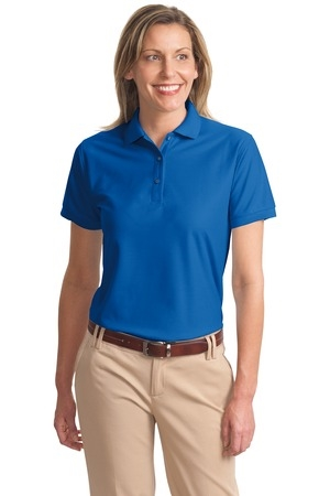 LHP500- ALL - Ladies Silk Touch Polo Shirt