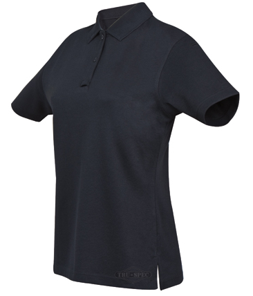 LHTR4393 - Ladies Tru-Dri moisture wicking technology short sleeve polo shirt