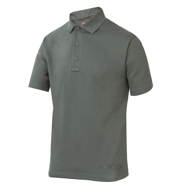 MHTR4339-HDS- Tru Dri moisture wicking technology short sleeve polo; Unisex Sizes XSM 5XL