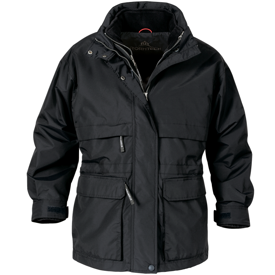 LJSTTPX-2W - ALL - Ladies Explorer 3-in-1 Jacket