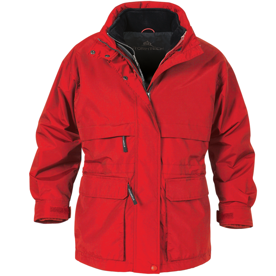 LJSTTPX-2W - Ladies Explorer 3-in-1 Jacket