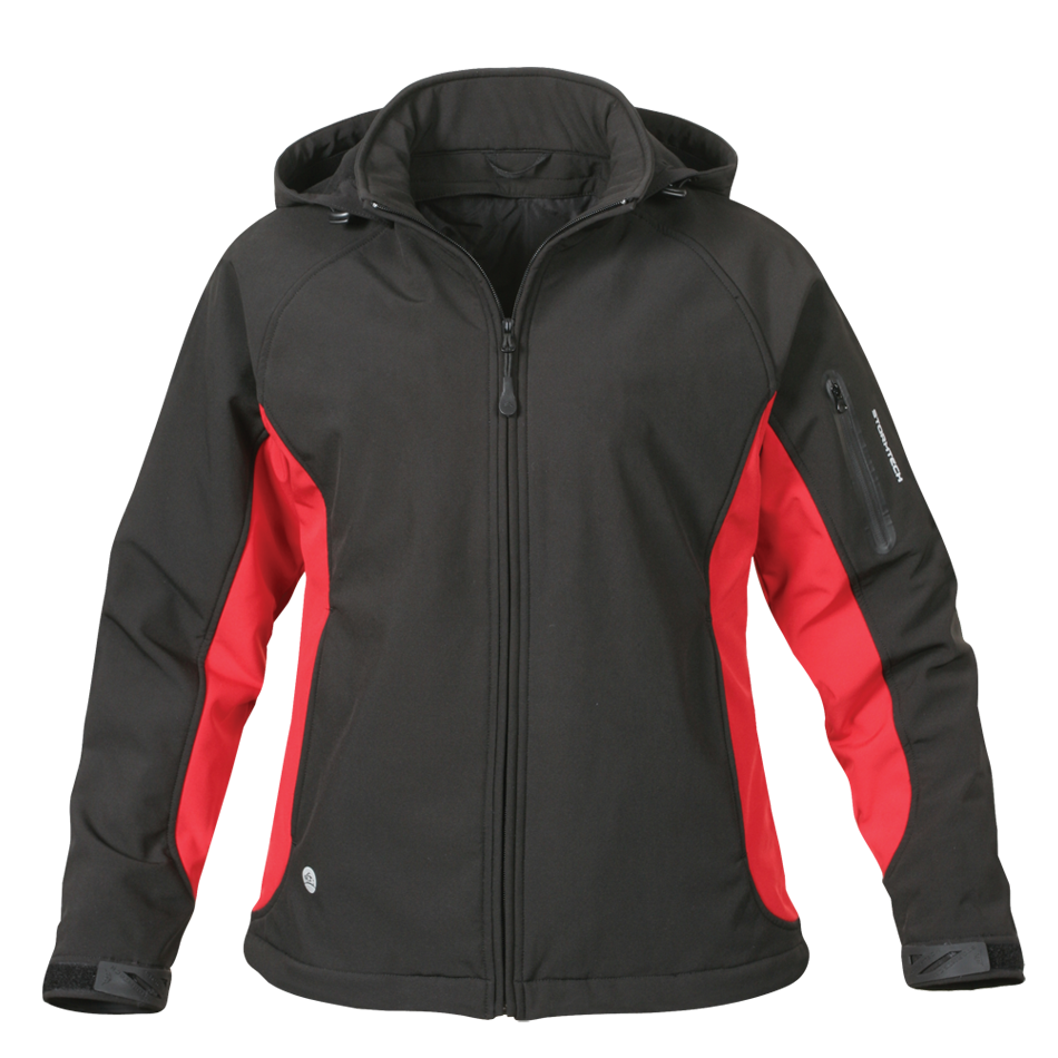 LLSTXJF-1W - Ladies Crew Bonded Thermal Jacket