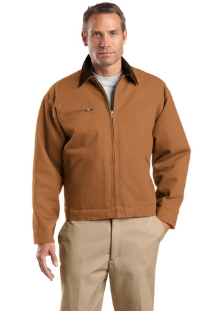 MLJ763-Duck Cloth Work Jacket. J763. duck cloth jacket, outerwear duck cloth, duck cloth, 12 oz duck cloth,